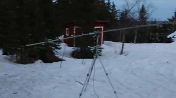 ISS med umeå modell raket klubb